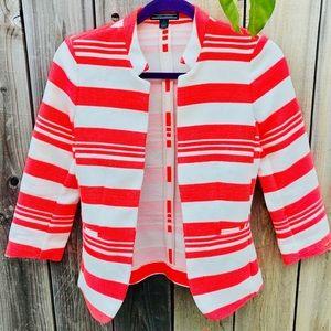 Tommy Hilfiger Bright Striped Blazer